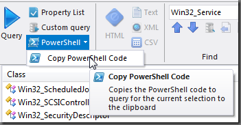 get the command we use to do this: Copy PowerShell code