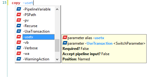 PrimalSense recognizes aliases