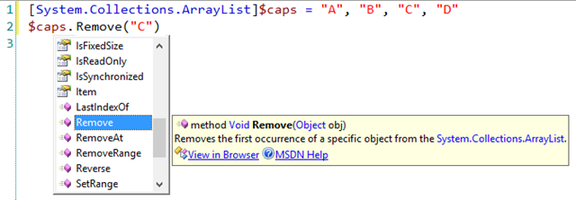 Remove method of an ArrayList removes the first instance of the item from the array list and returns Void