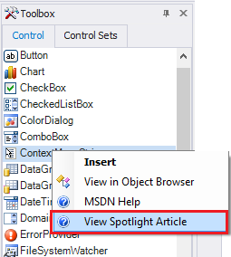 Spotlight Articles