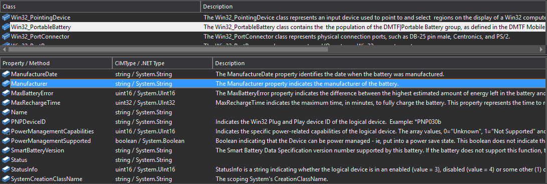 Using WMI Explorer: Introduction